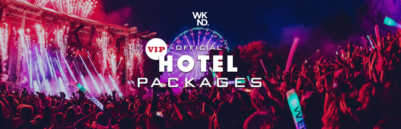 Weekend Festival Finland VIP-Ticket- und Hotel-Pakete