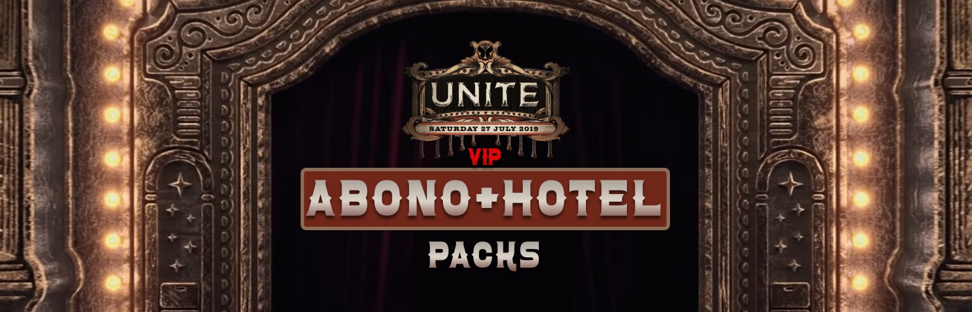 UNITE With Tomorrowland 2019 – Spain VIP Ticket + Hotel Packages
