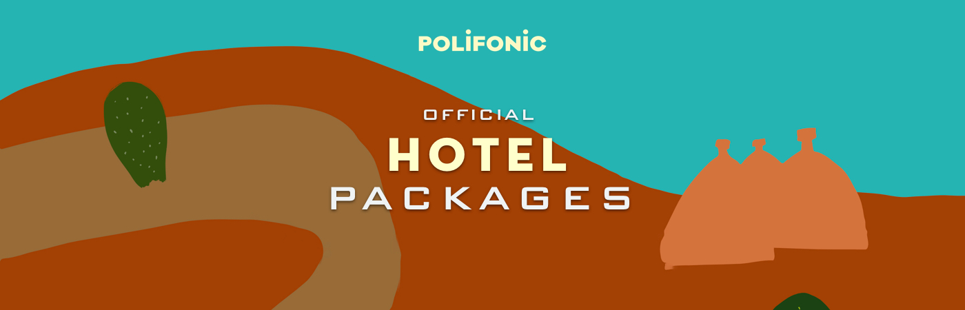 Polifonic Ticket + Hotel Packages