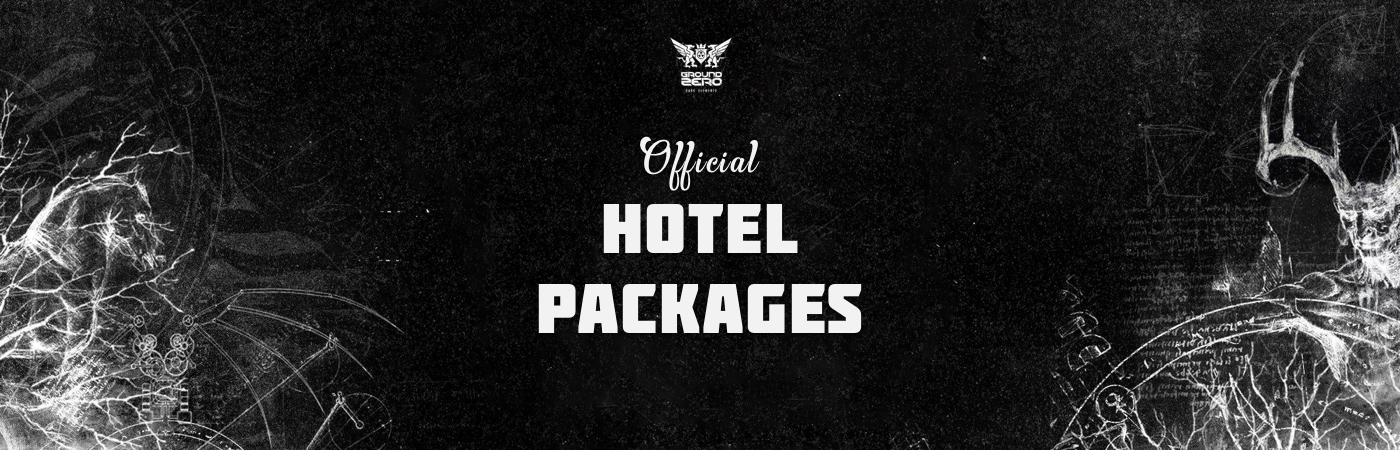Ground Zero Festival Ticket + Hotel Packages