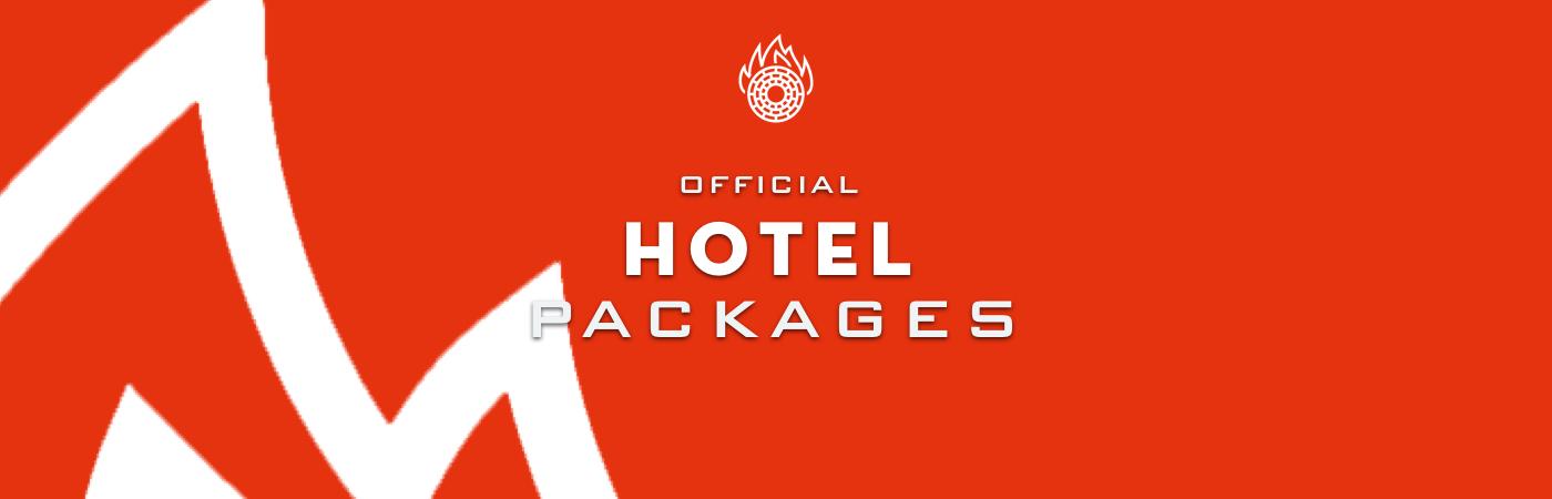 Locus Festival: Pacotes com Bilhete + Hotel