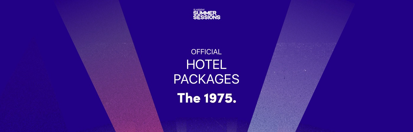 Weekend #2 The 1975 - Ticket + Hotel Packages