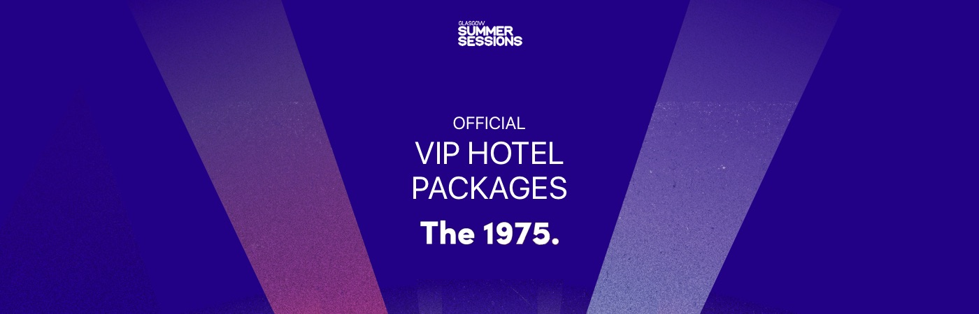 VIP Weekend #2 The 1975 - Ticket + Hotel Packages