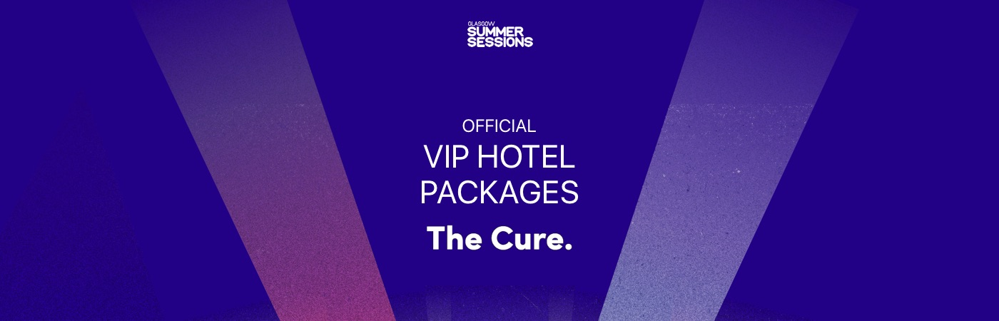 Weekend #1 The Cure - Hotel Packages