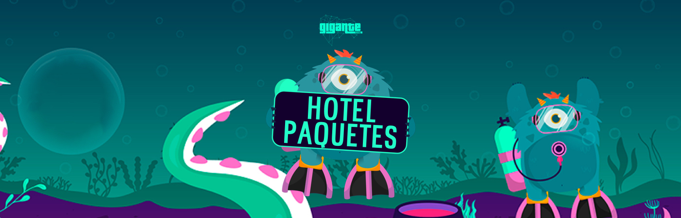Festival Gigante Ticket + Hotel Packages