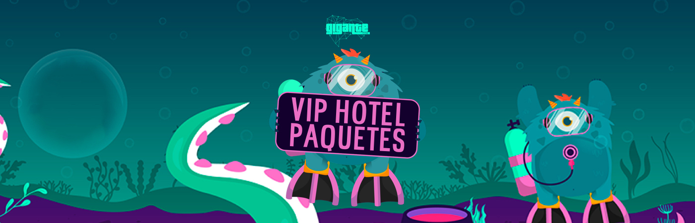 Festival Gigante VIP Ticket + Hotel Packages