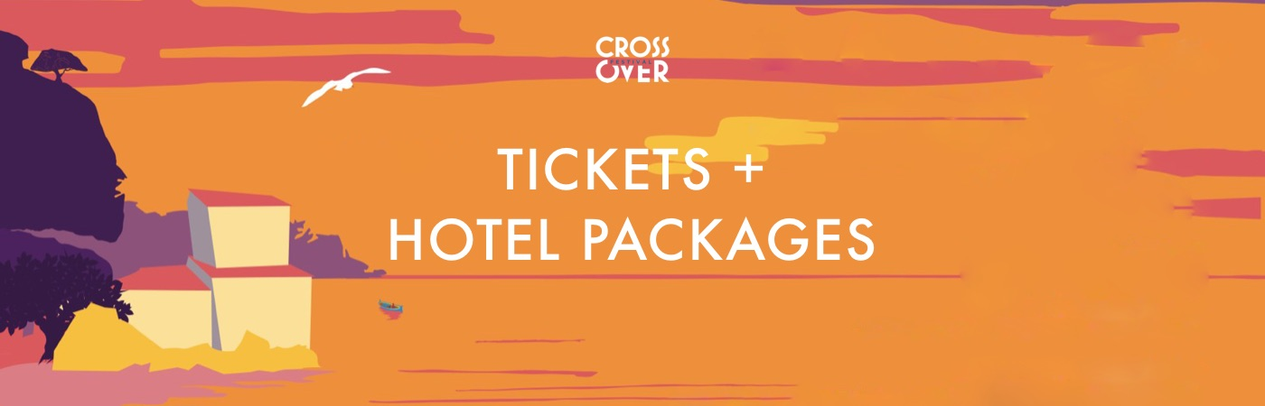 Crossover Festival Tickets + Hotel Packages