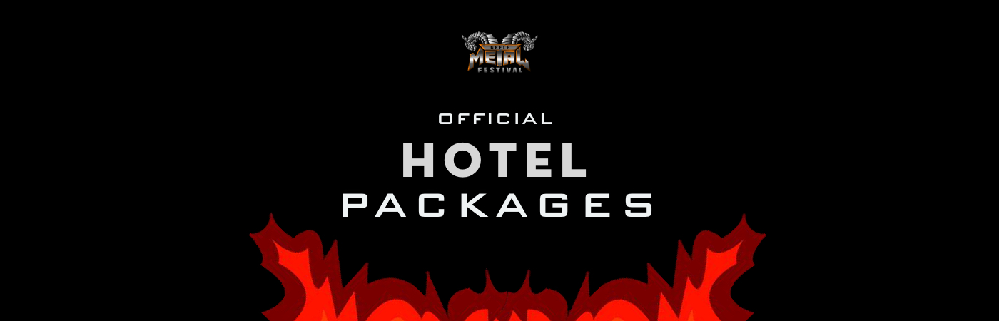 Gefle Metal Festival Ticket- und Hotel-Pakete