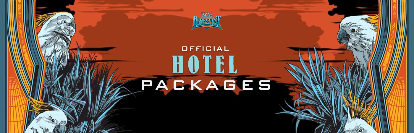 Bluesfest Byron Bay Hotel Packages