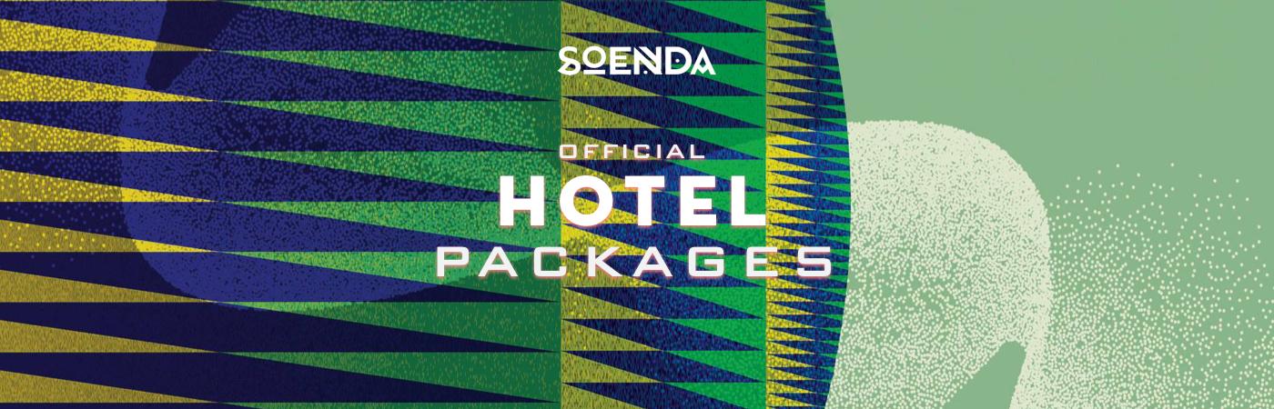 Soenda Festival Ticket + Hotel Packages