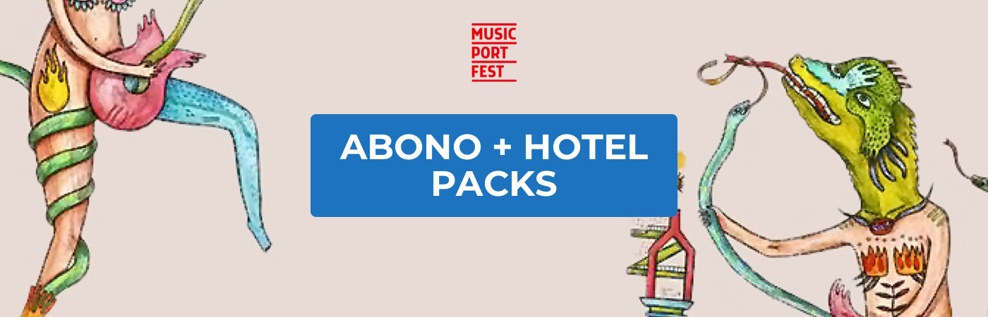 Music Port Fest Ticket + Hotel Packages