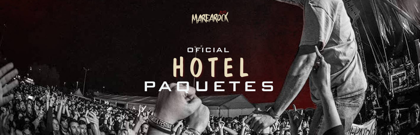 Packages Billet + Hôtel - Marearock Festival