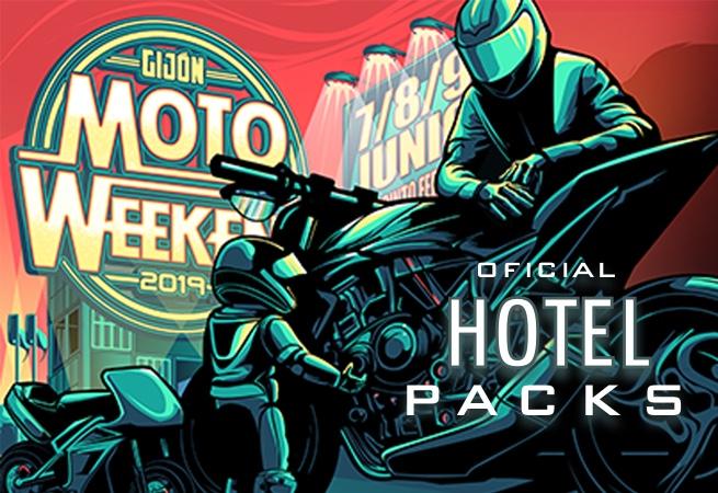 Gijón MotoWeekend Ticket + Hotel Packages