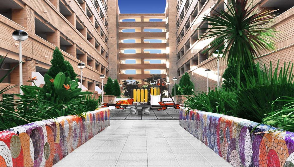 Ticket + Apartamentos Torremar AVA