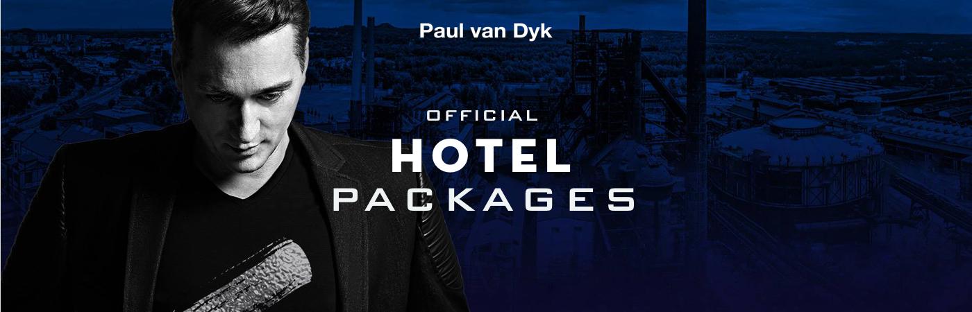 Paul van Dyk in Ostrava: Pacotes com Bilhete + Hotel