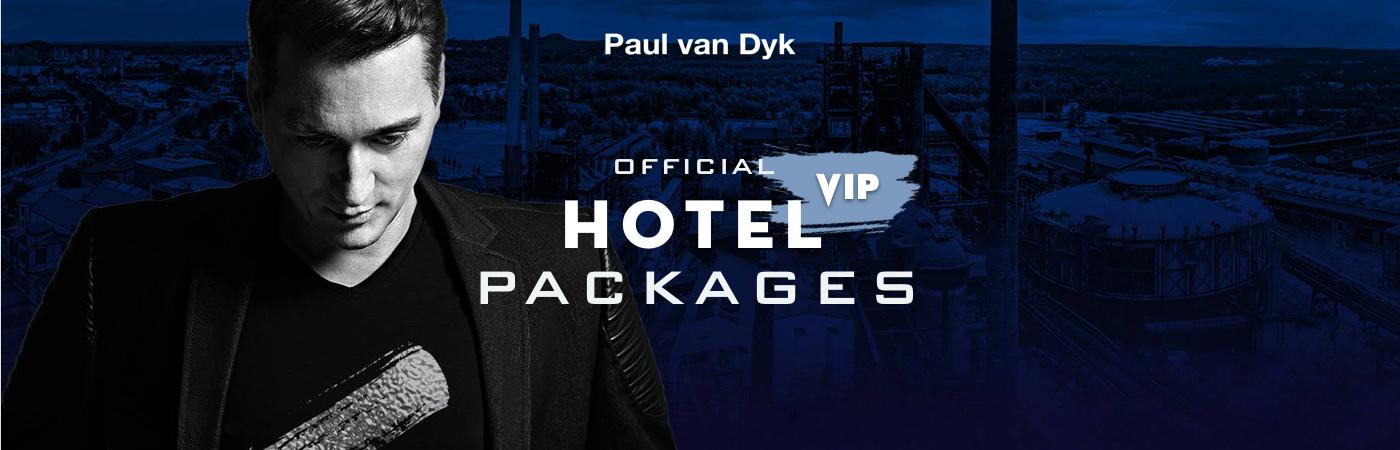 Paul van Dyk in Ostrava: Pacotes com Bilhete VIP + Hotel