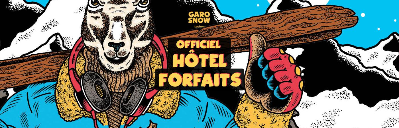 Garosnow – Luchon Super-Bagnères Hotel Packages