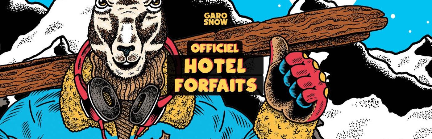 Garosnow – Cauterets Ticket + Hotel Packages
