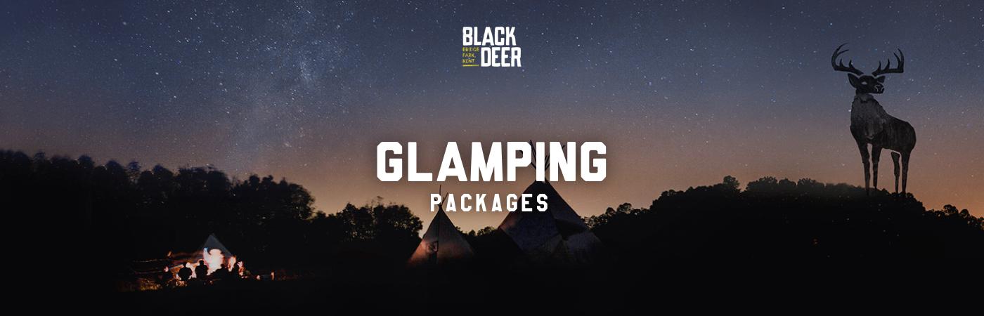 Black Deer Festival Ticket + Glamping Packages