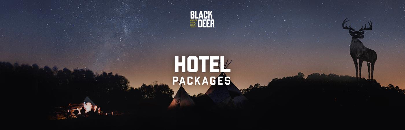 Black Deer Festival Ticket + Hotel Packages