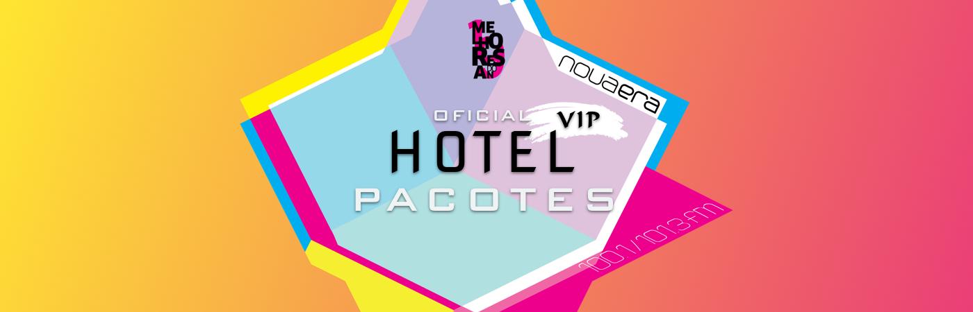 Pacotes VIP com Hotel Fornova Melhores do Ano