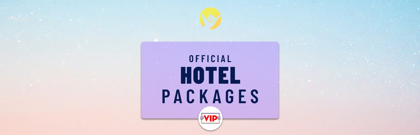 Hangout Music Festival VIP Ticket + Hotel Packages