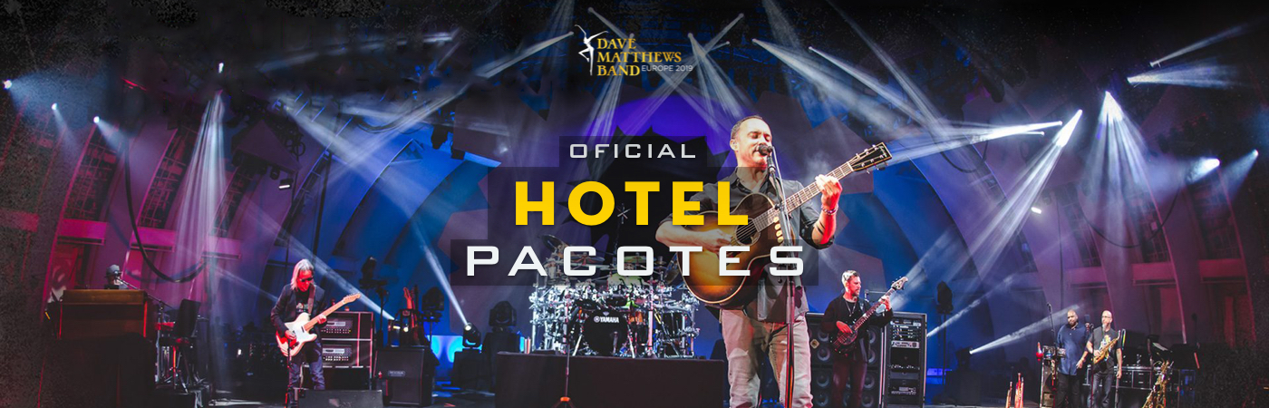 Dave Matthews Band – Live in Lisbon Hotel Packages