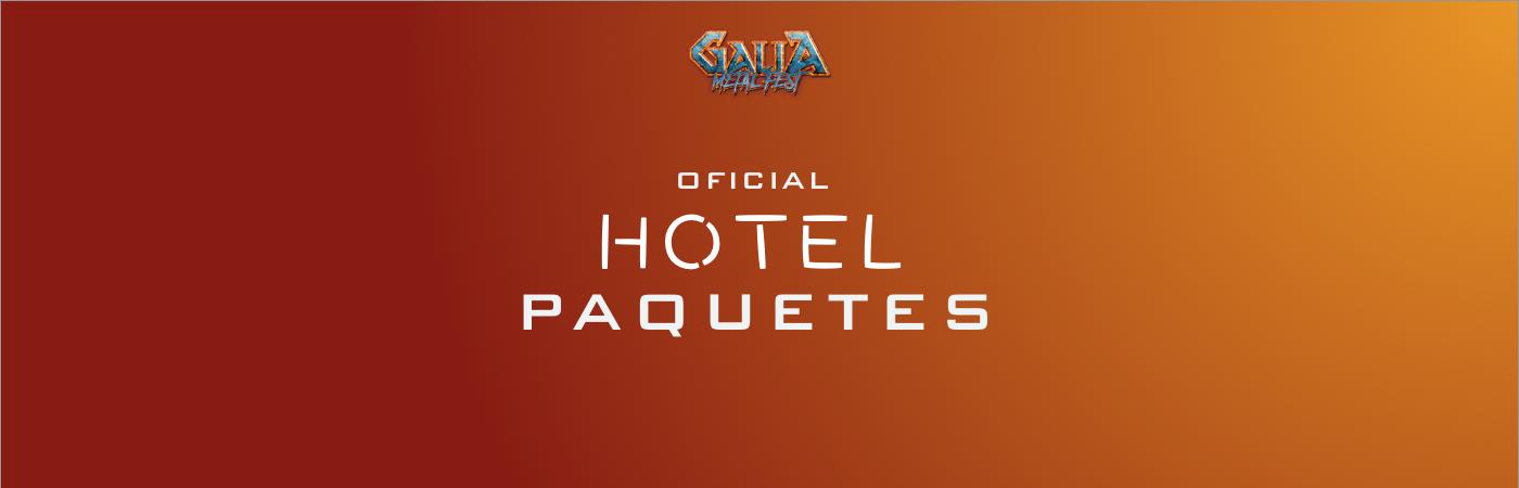 Galia Metal Fest Hotel Packages