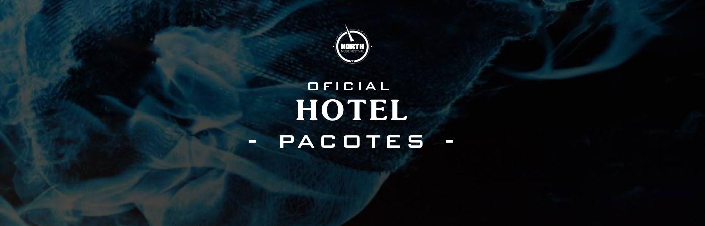 North Music Festival: Pacotes com Bilhete + Hotel