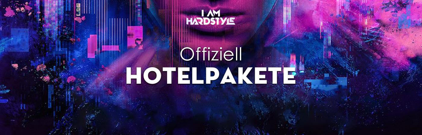 I Am Hardstyle - Germany Hotel-Pakete