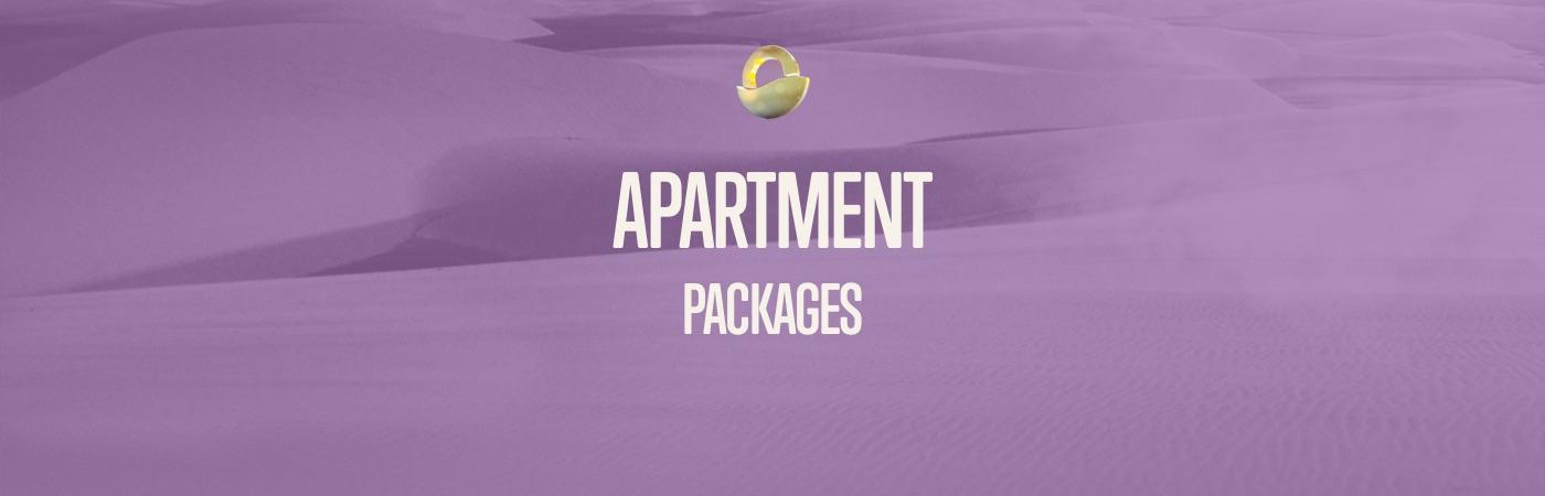 Packages Billet + Appartement - Decibel Open Air