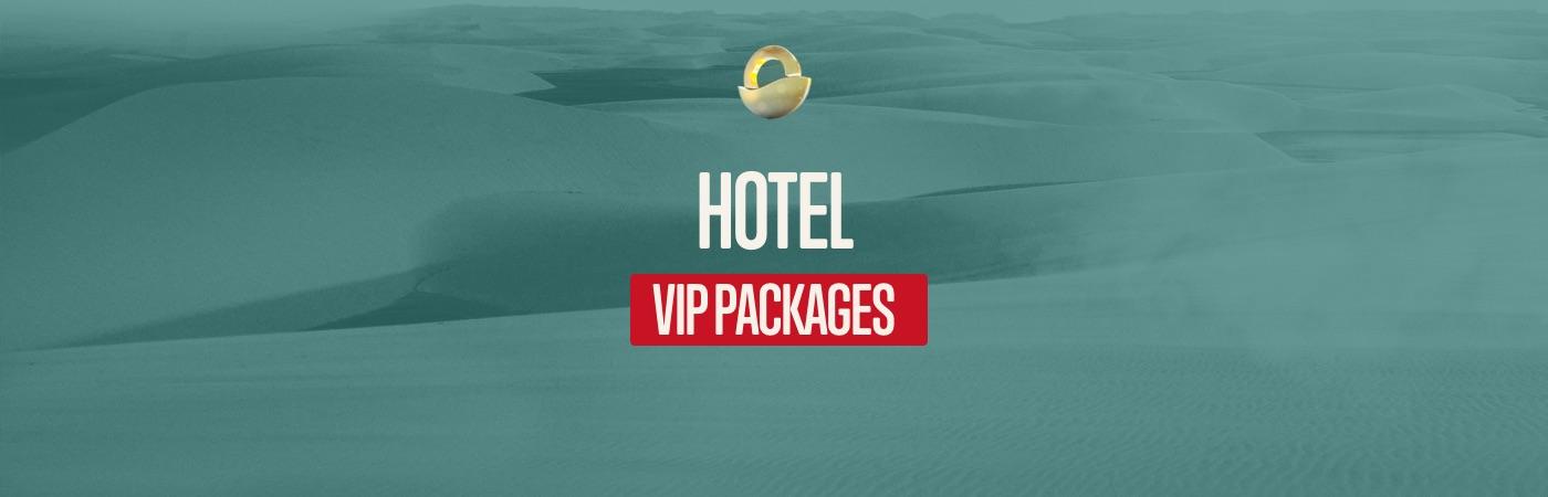 Decibel Open Air: Pacotes com Bilhete VIP + Hotel