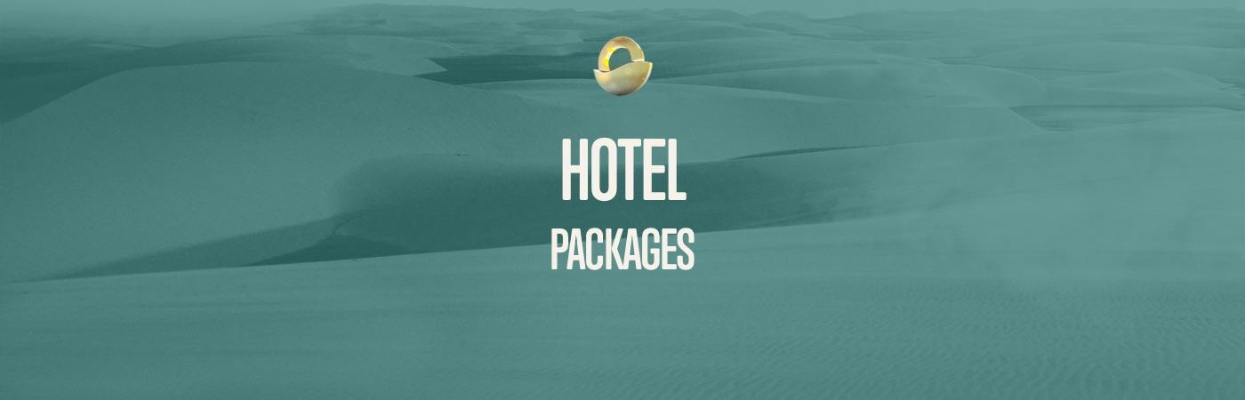 Decibel Open Air: Pacotes com Bilhete + Hotel
