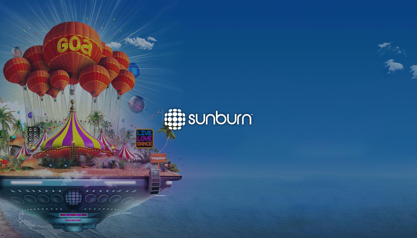 Sunburn Festival 2020 Sunburn Festival 2019   Festicket