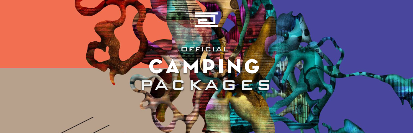 Drumcode Festival Ticket + Camping Packages