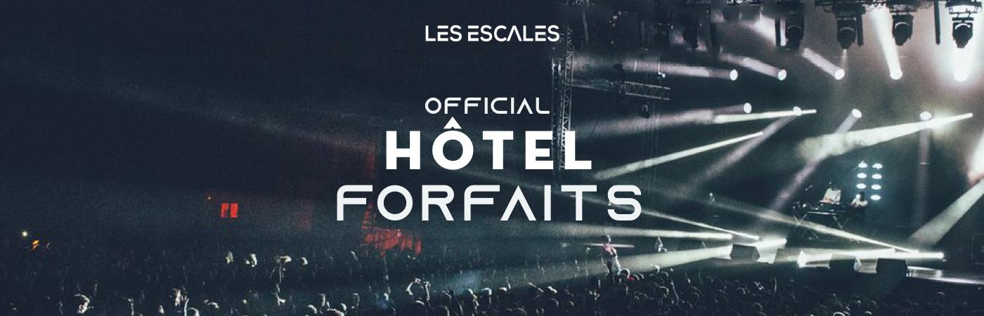 Packages Billet + Hôtel - Festival Les Escales