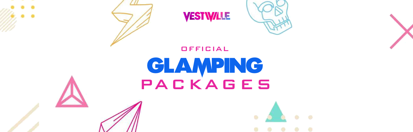 VestiVille Ticket + Glamping Packages