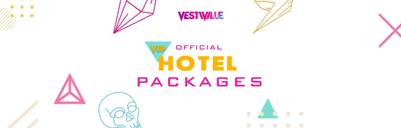 VestiVille VIP Ticket + Hotel Package