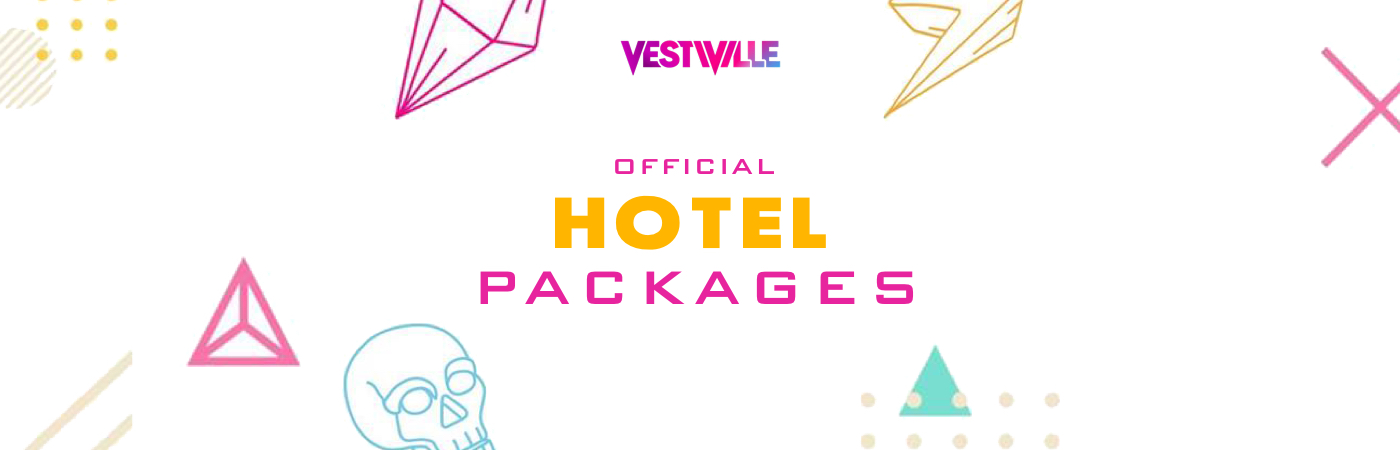 VestiVille Ticket + Hotel Packages
