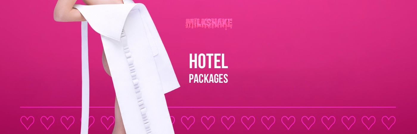 Officiële Ticket + Hotel Pakketten