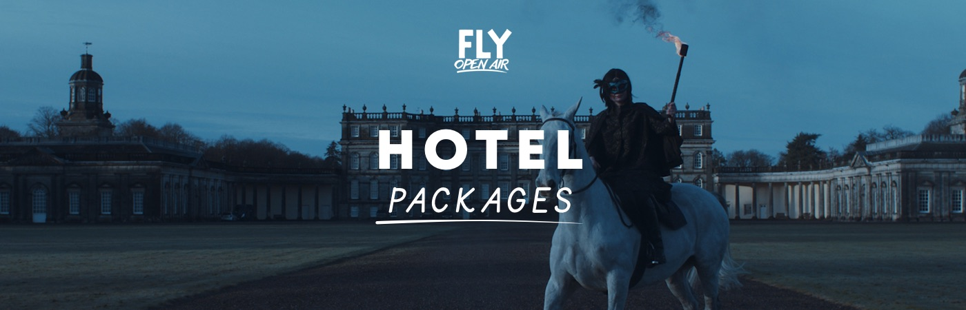 Packs Entrada + Hotel FLY Open Air