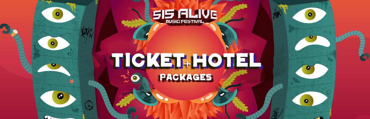 515 Alive Music Festival Ticket + Hotel Packages