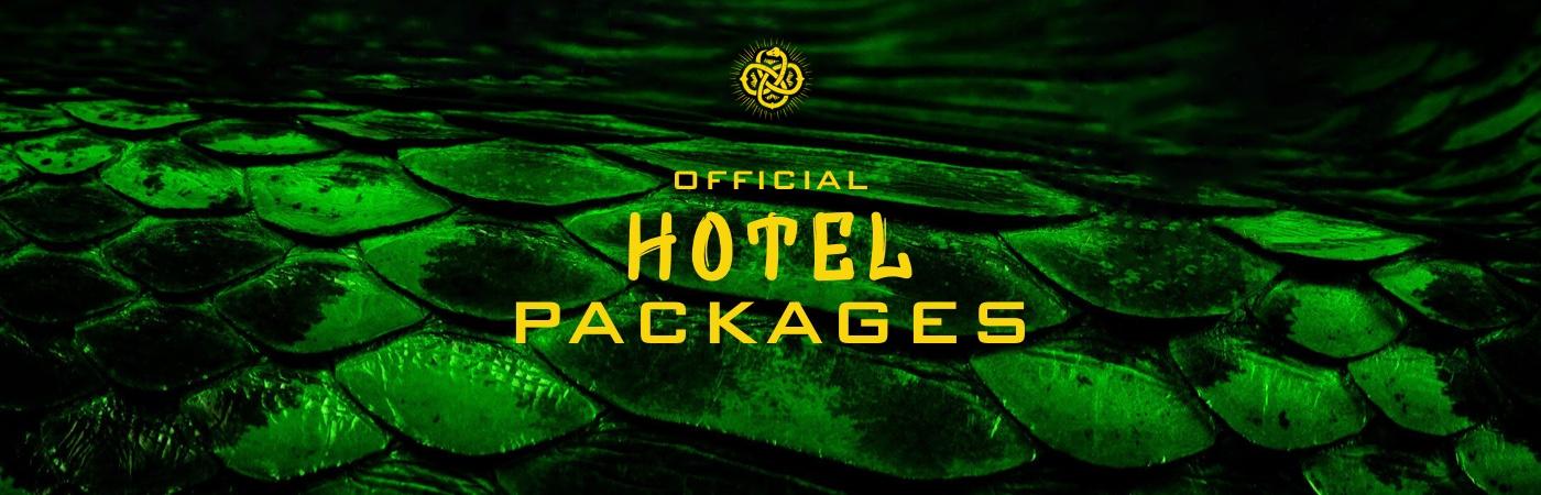 Sunglow Festival Ticket + Hotel