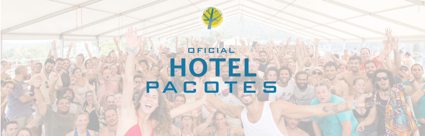 Andanças Ticket + Hotel Packages