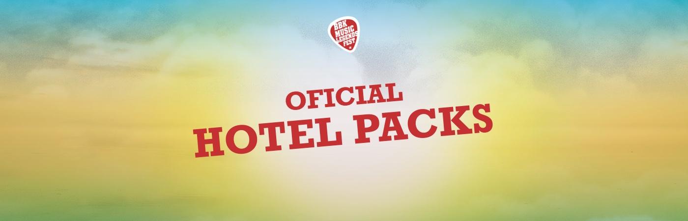 BBK Music Legends Festival 2019 Ticket + Hotel Packages