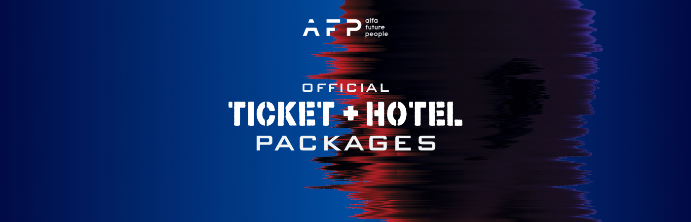 Alfa Future People Ticket + Hotel Packages