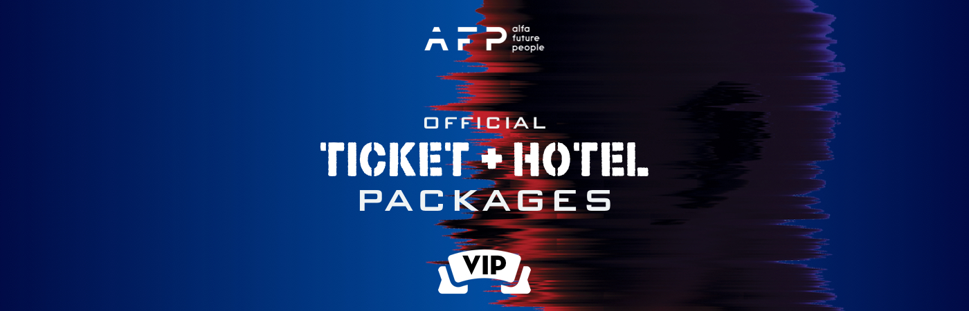 Alfa Future People VIP Ticket + Hotel Packages