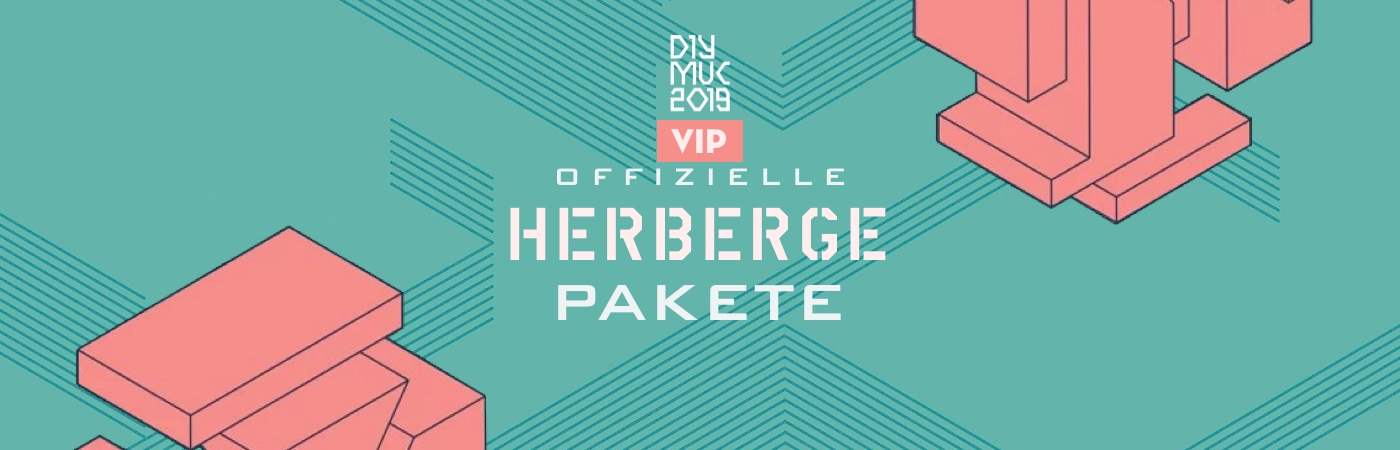 Diynamic Festival Munich VIP-Ticket + Hostel-Pakete