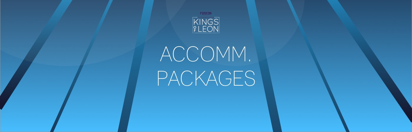 Fusion Presents GA Ticket + Hotel Packages