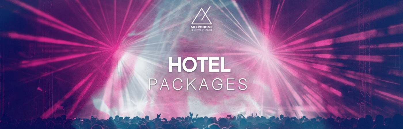 Metronome Festival Prague Ticket + Hotel Packages